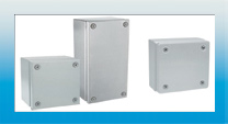 Steel and Stainless Steel Enclosures